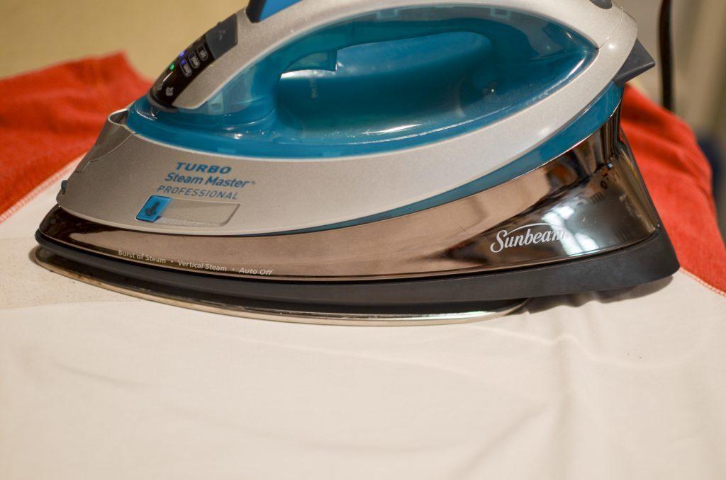 iron the vinyl