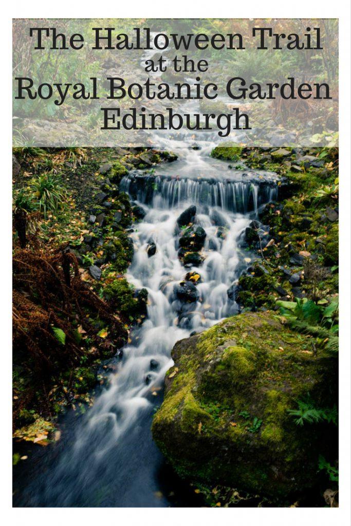 The Halloween Trail at the Royal Botanic Garden Edinburgh